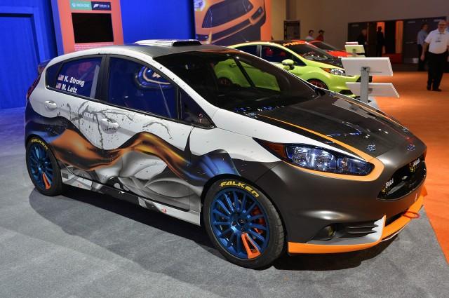 Window Sticker Lookup >> 2013 SEMA Show - Ford Fiesta Owners